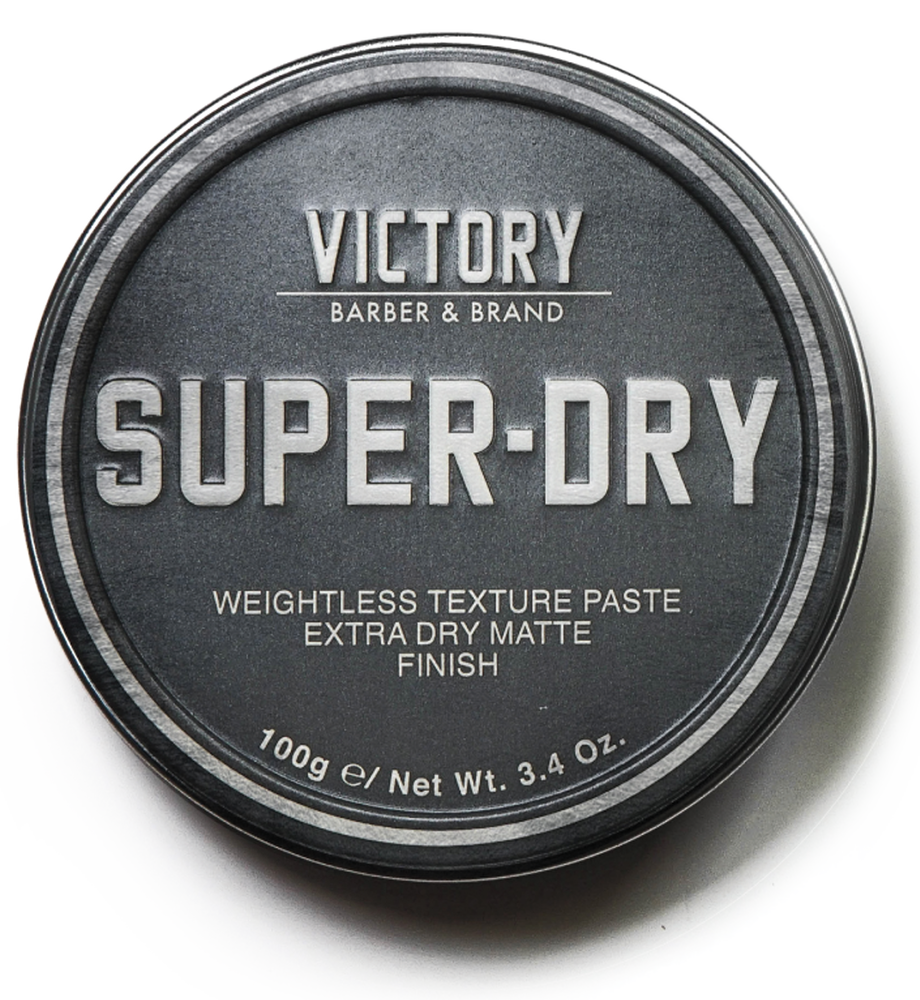 Image of Victory Barber & Brand Super DryTexture Paste