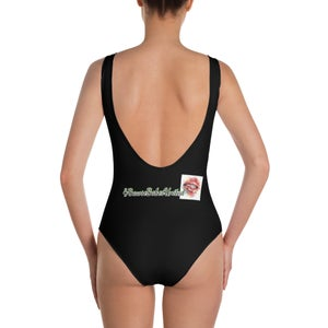 Image of #BawseBabesUnited💋One-Piece Lippie Swimsuit