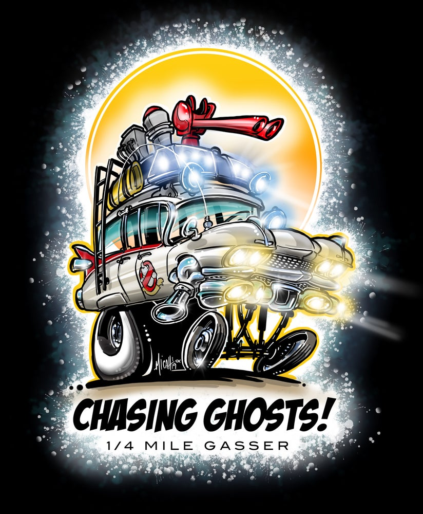 Image of CHASING GHOSTS