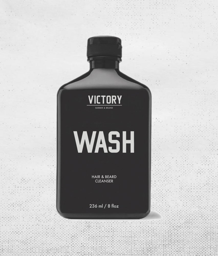Image of Victory Barber & Brand Hair/Beard WASH