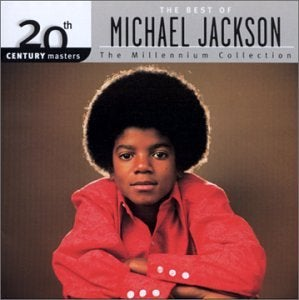 Image of The Best of Michael Jackson: 20th Century Masters (CD)