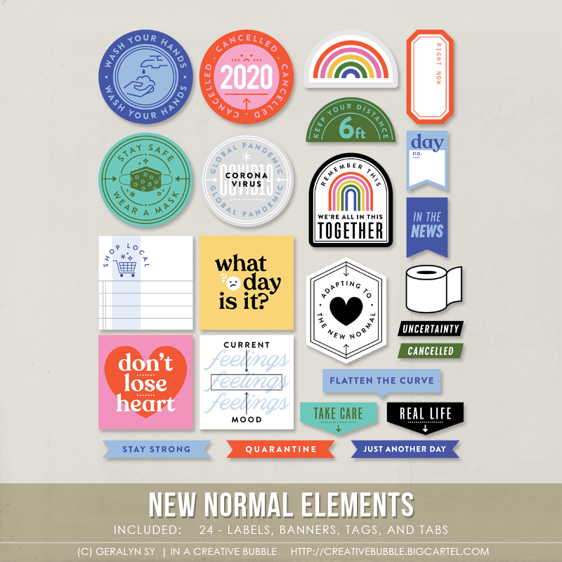 Image of New Normal Elements (Digital)