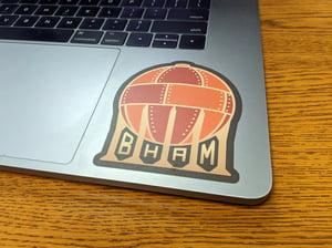 Image of Acid Ball Sticker