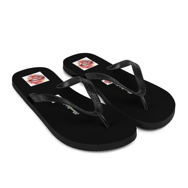 Image of #BawseBabesUnited💋Bossy Flip Flops