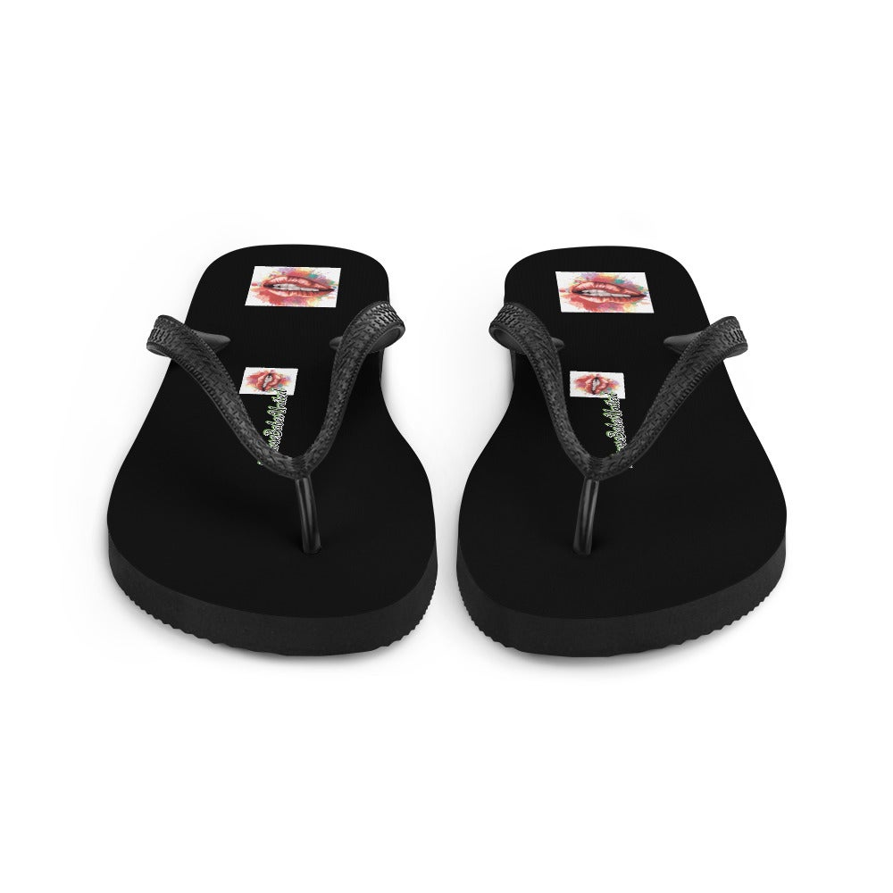 #BawseBabesUnited💋Bossy Flip Flops