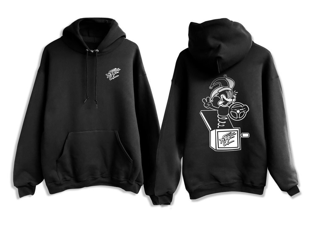 Image of Mystify Jack-In-The-Box Hoodie