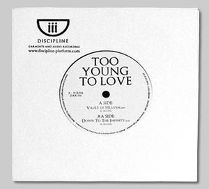 "Image of Too Young To Love - ""Vault of Heaven/Down to the Infinity"""