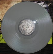 "Image of Grave Maker ""Bury Me At Sea"" 12"" LP (SILVER)"