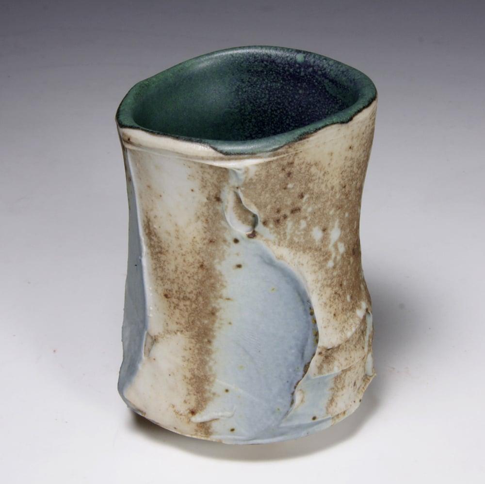 Yunomi Green matt glaze (e018)
