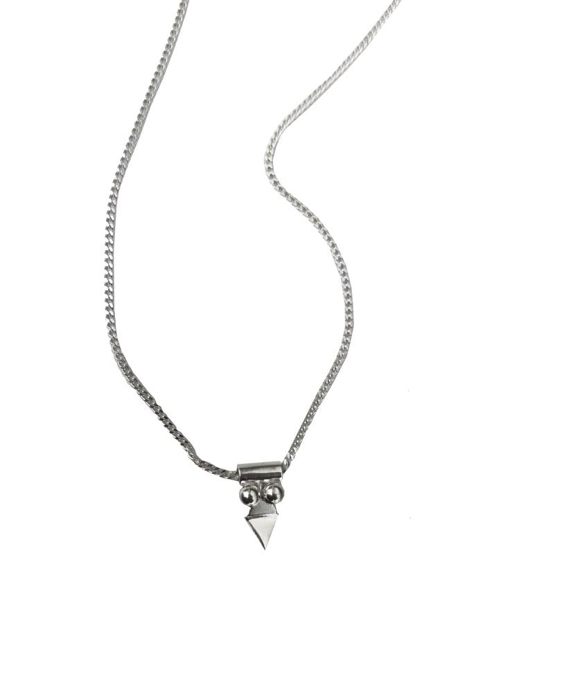Image of Microdot no7, silver