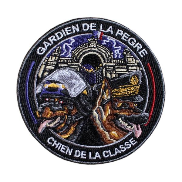 Image of CHIEN DE LA CLASSE