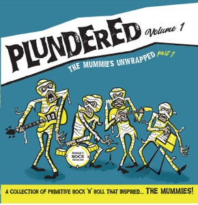 Image of LP.  V.A. : Plundered Vol 1.   (Songs The Mummies Taught Us)