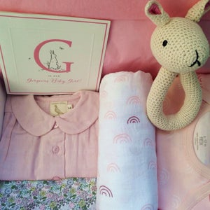 Image of Country Garden Baby Girl Box
