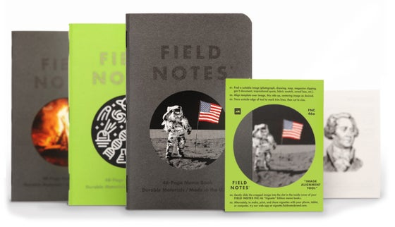 Image of Field Notes Spring Quarterly- Vignette (Limited Edition)