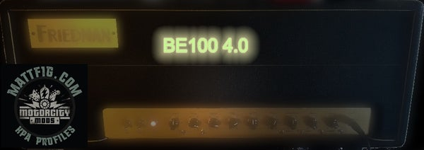 Image of BE100 4.0
