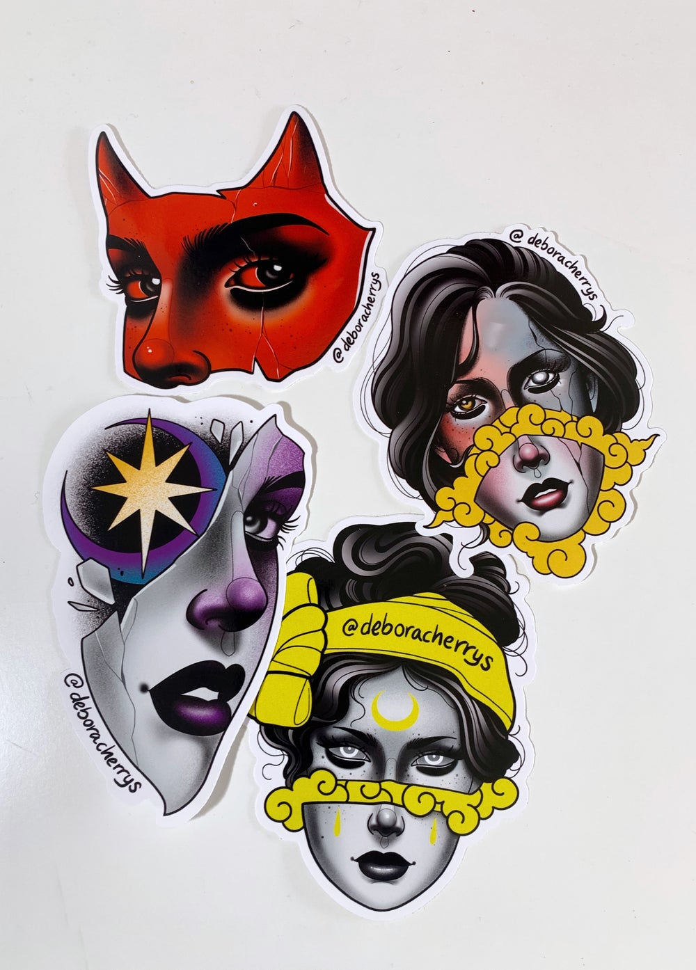 STICKERS PACK DUO
