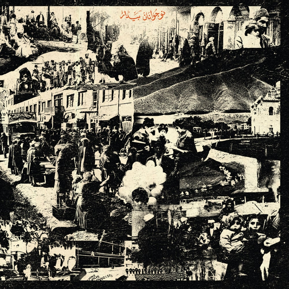 Naujawanan Baidar - Volume 1 & 2 (2xLP, Gatefold Sleeve, Heavy Black Vinyl) CARDINAL FUZZ 1 LEFT