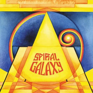 Image of Spiral Galaxy - S/T REPRESSING (LTD MARBLE VINYL) CARDINAL FUZZ 6 Left