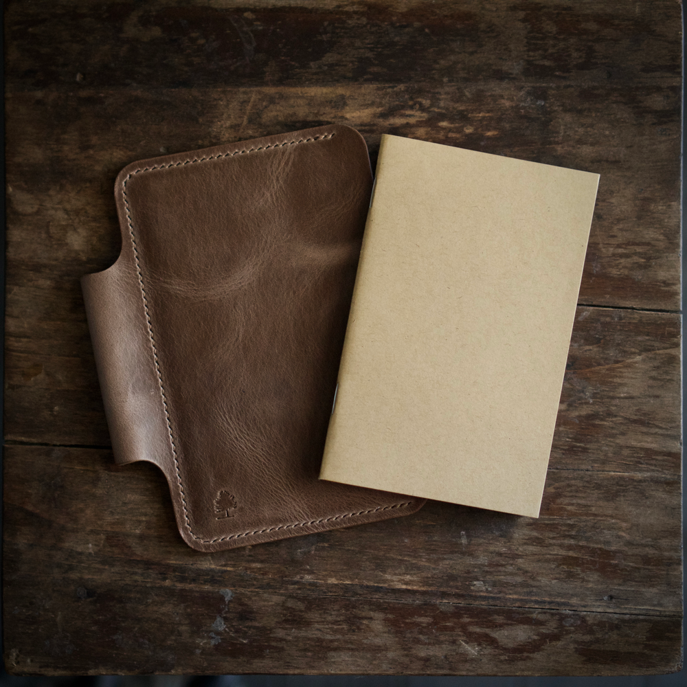 Image of Forest & Hyde Journal Sleeve- Natural