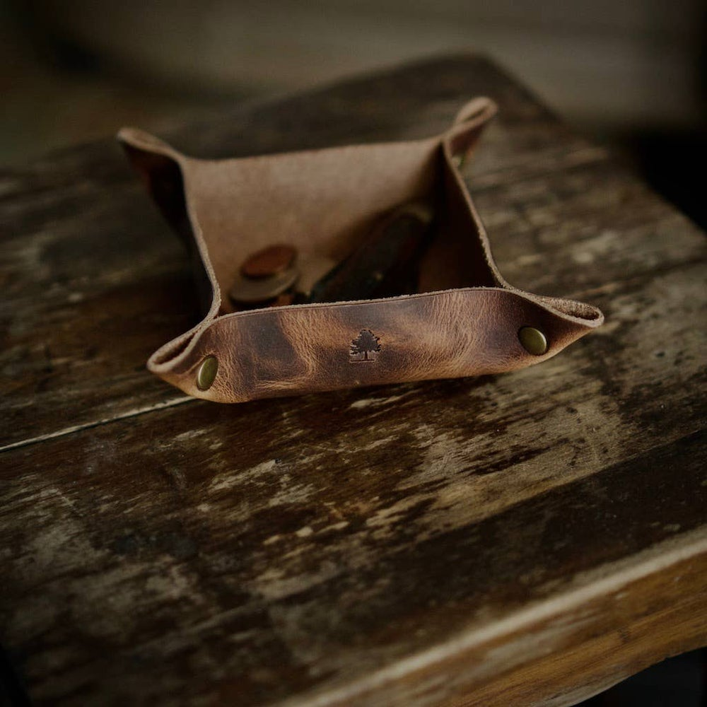 Image of Forest & Rye Valet Tray- Wheat
