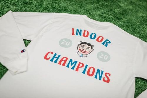 Image of 2020 Indoor Champions Long Sleeve Tee