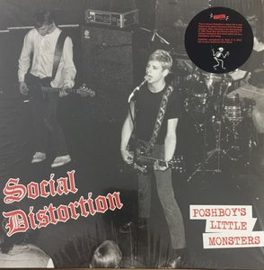Image of MLP. Social Distortion : Poshboy's Little Monsters.   Ltd Edition.