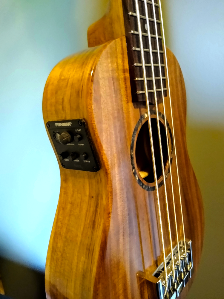 Image of The Honu Basselele™ - Made to Order