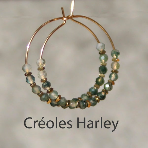 Image of Créoles Harley