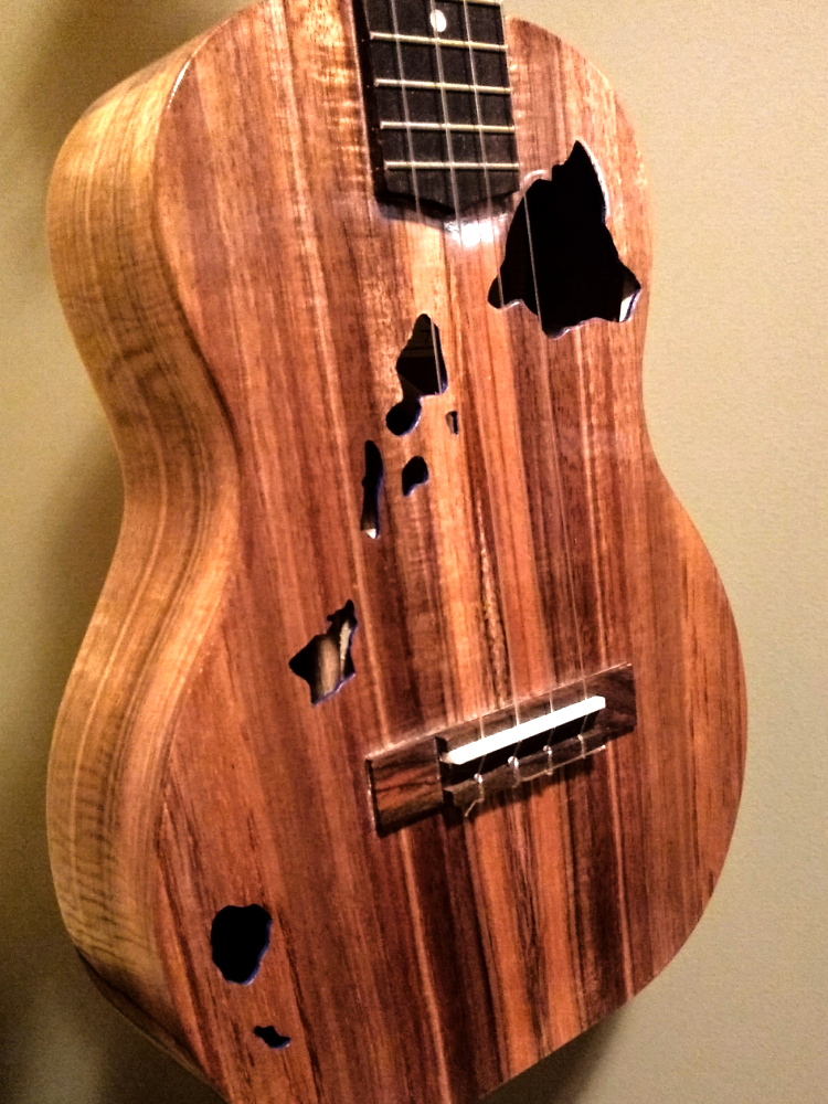 Image of Tenor 'Ukulele - Made to Order