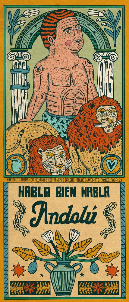 Image of HABLA ANDALÚ