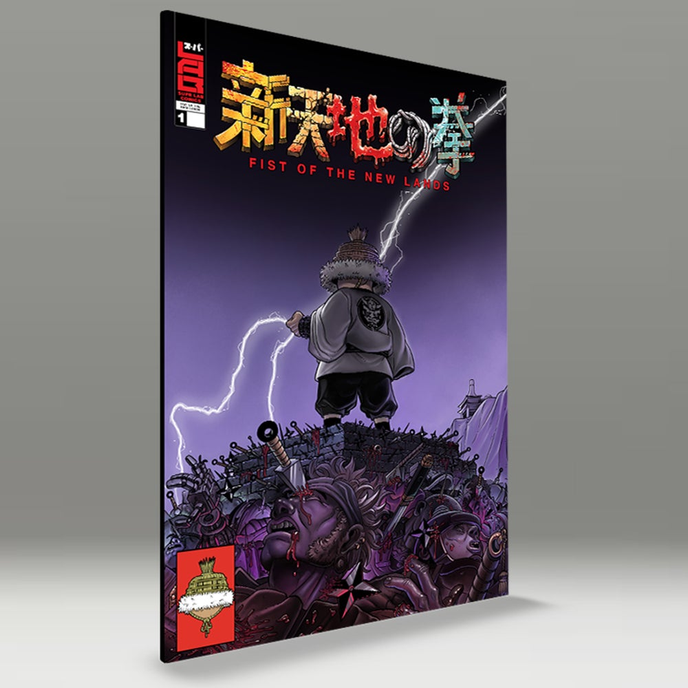 Fist Of The New Lands Book #1