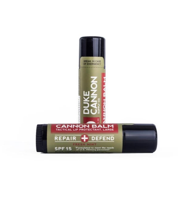 Image of Duke Cannon- Cannon Balm Tactical Lip Protectant