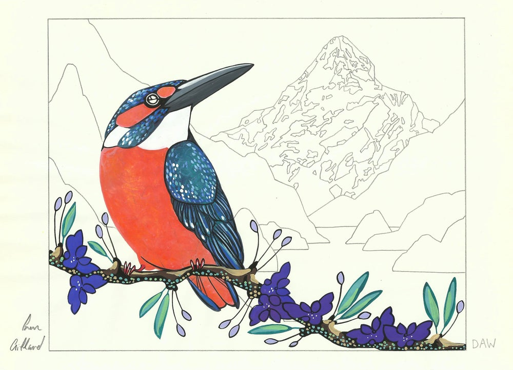 Image of Kingfisher and Phaedra