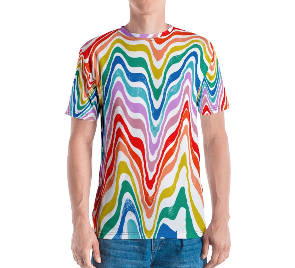 Image of Rainbow Roadtrip Tee