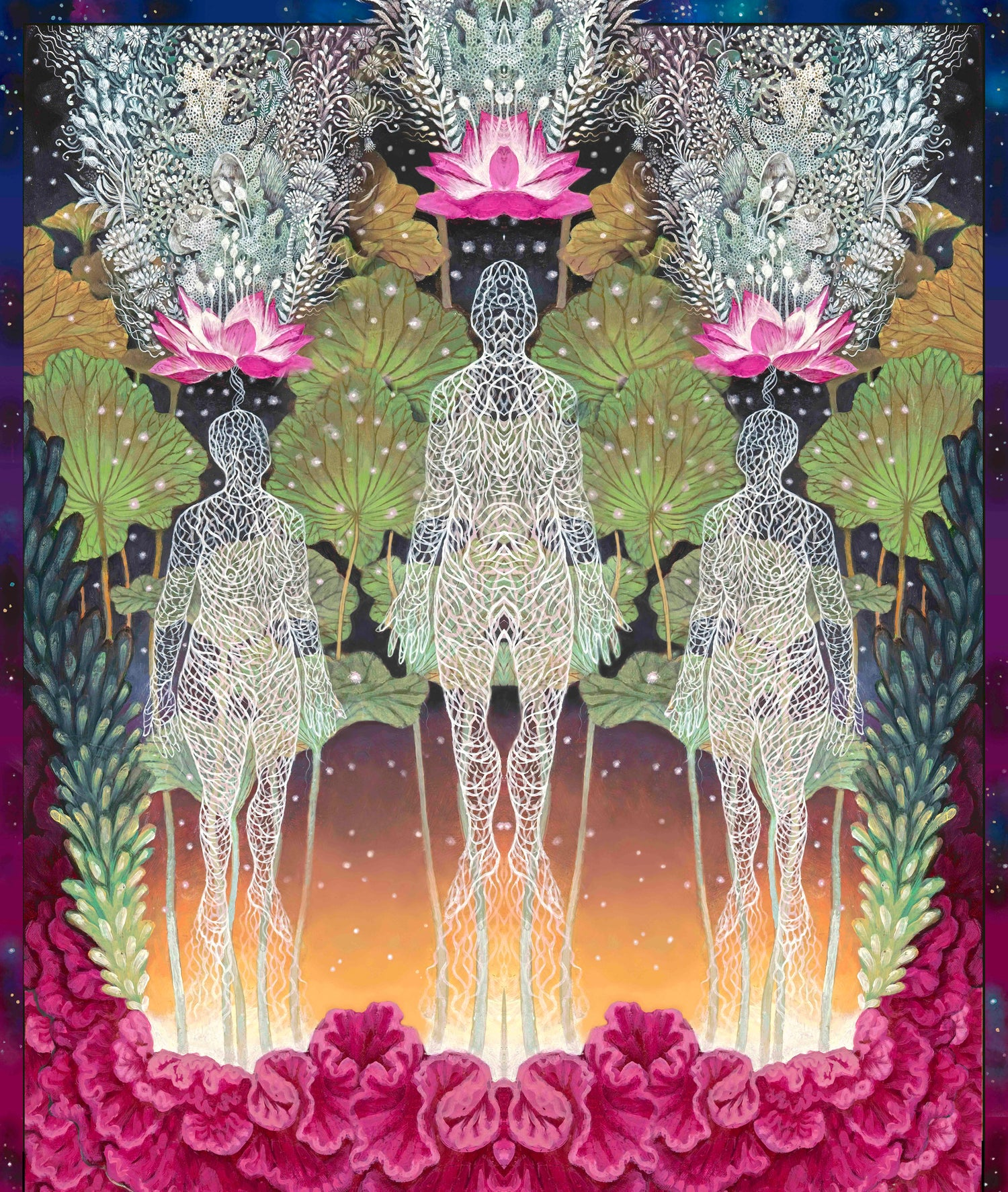 """""""In Bloom (Trifecta)"""""""