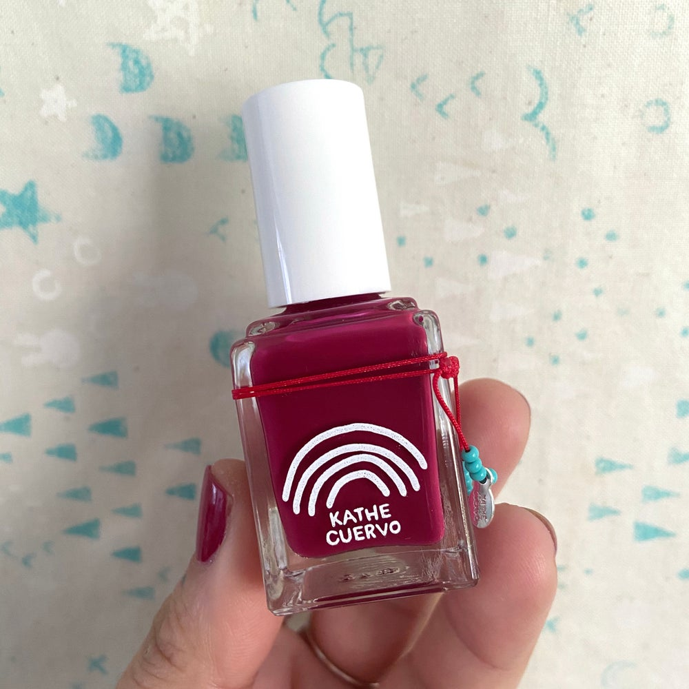 Image of Follow your heart nail polish