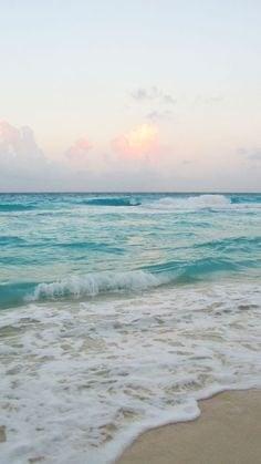 Image of Blue Ocean Waves