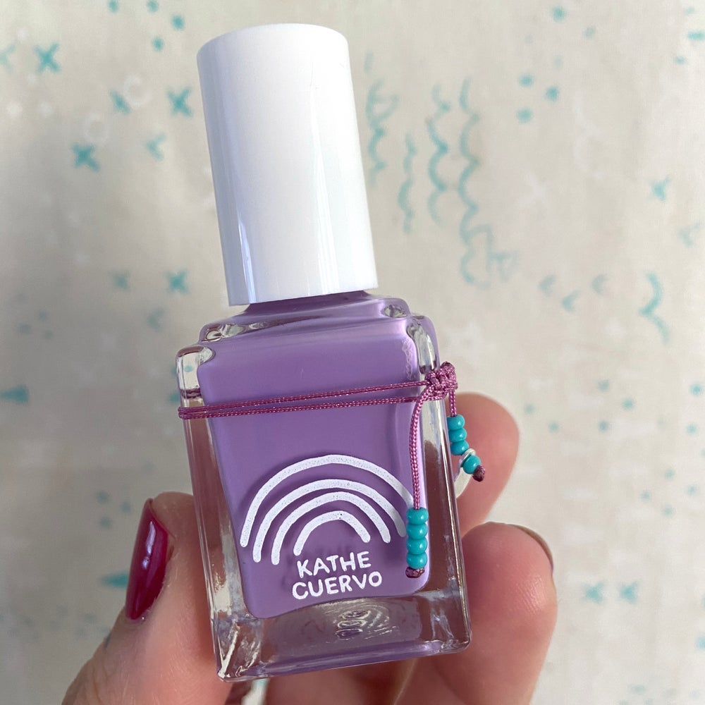 Image of Stay curious nail polish