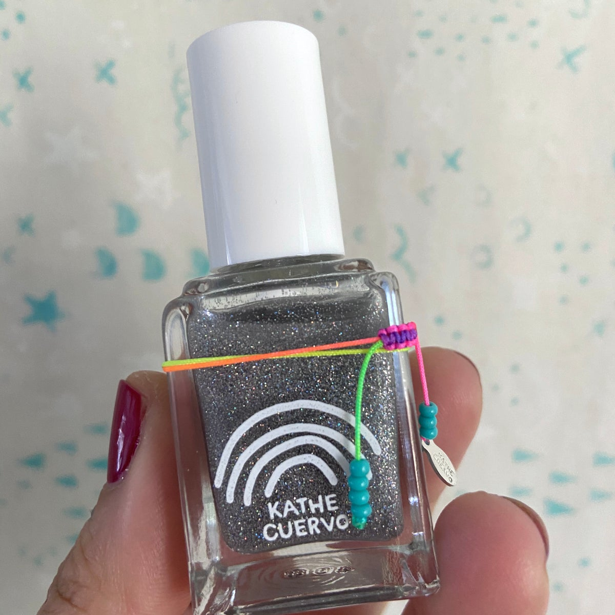 Image of Look for rainbows nail polish