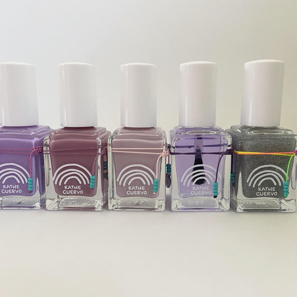 Image of Look for rainbows nail polish collection