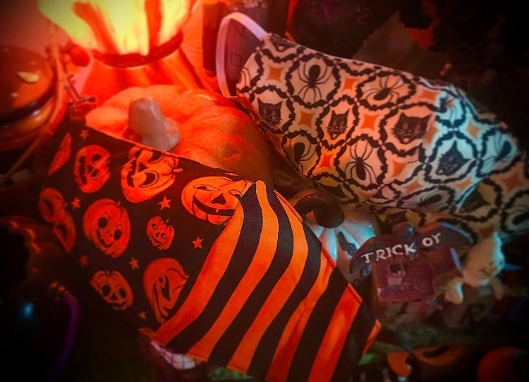 Image of Retro Halloween Masks