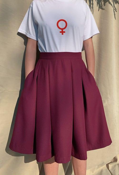 Image of Zsálya Skirt