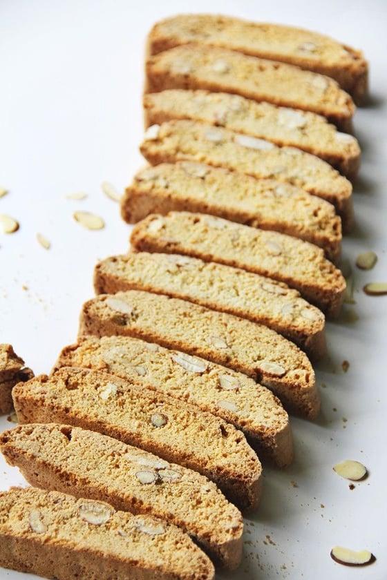 Image of Almond Biscotti