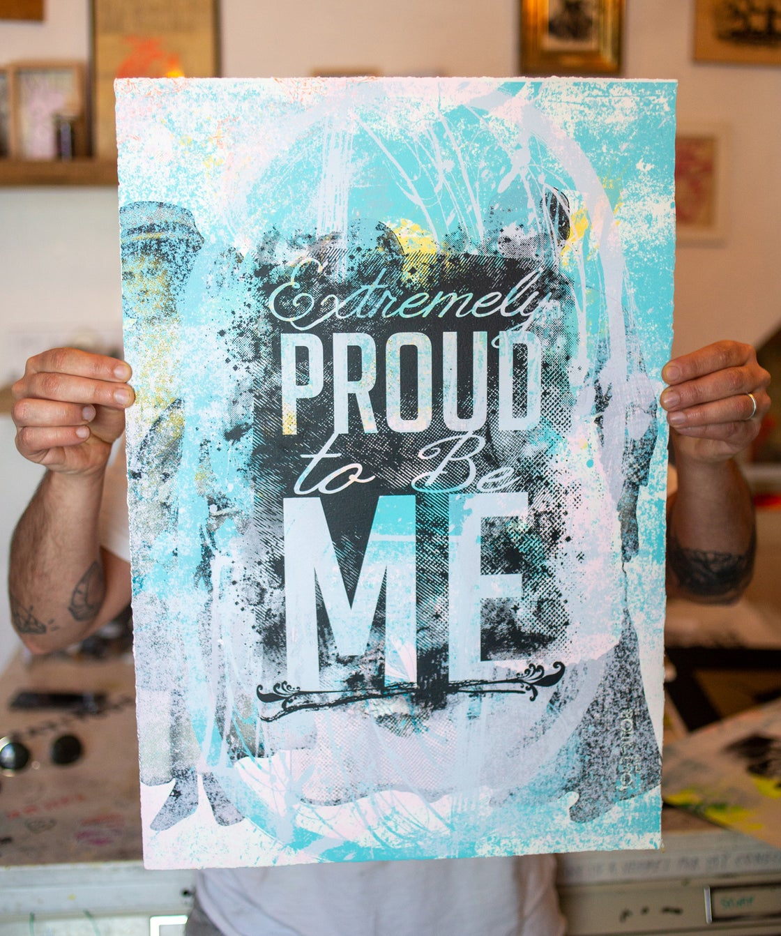 Image of Proud