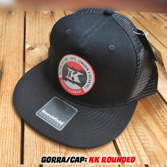 Image of GORRA // CAP KK ROUNDED