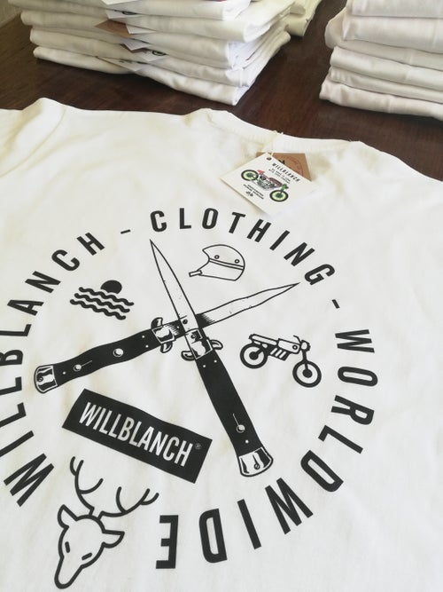 Image of THE KNIFES TEE