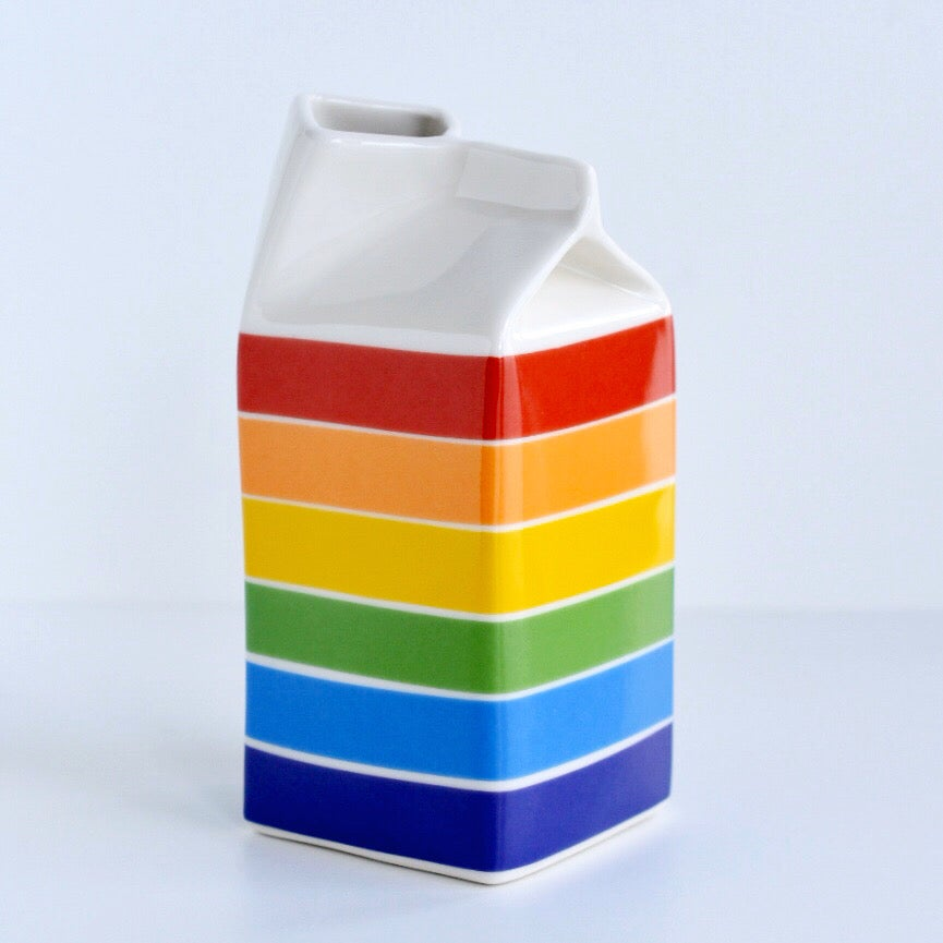 Image of Rainbow Milk Jug