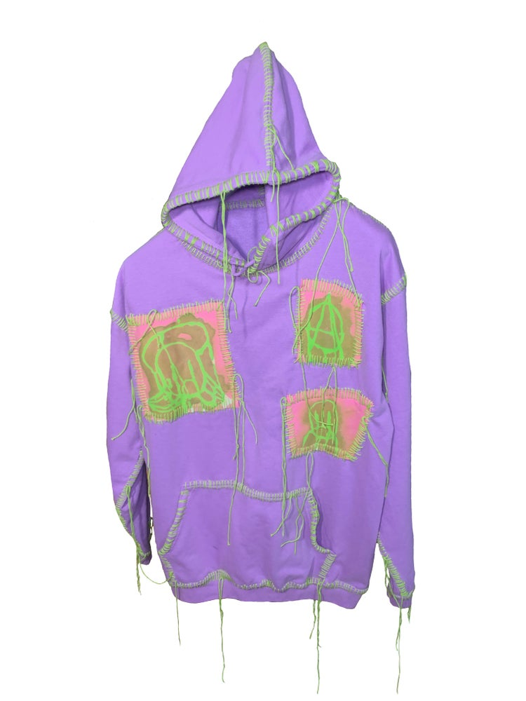 Image of THE SUMMER LAVENDER HOODIE