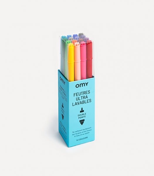 Image of OMY Ultrawashable Felt pens