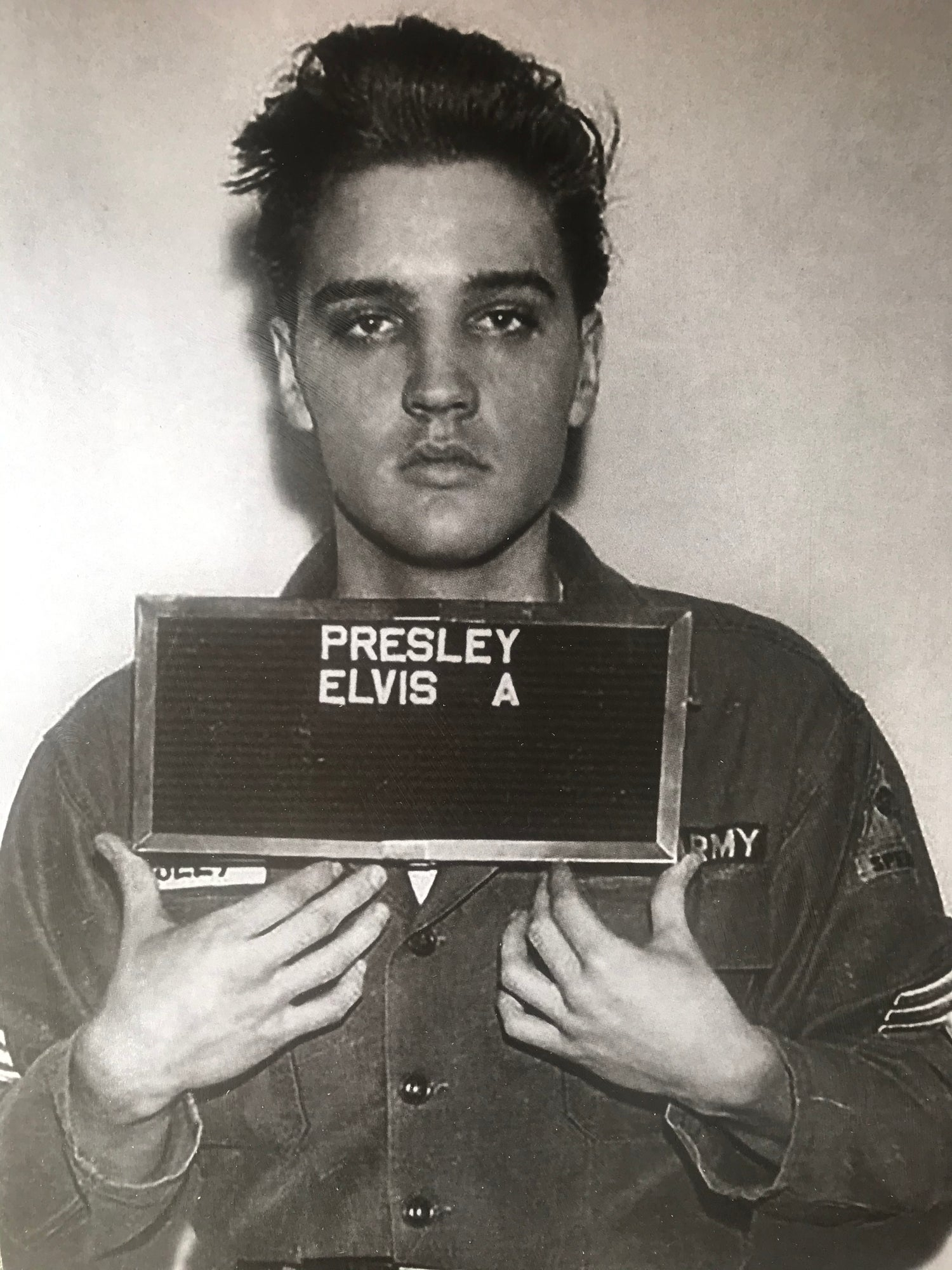 Image of Elvis Presley
